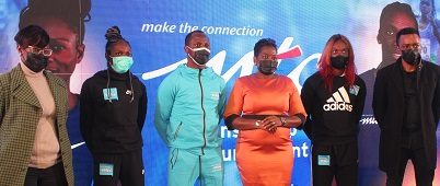 """""""Speed queens' Masilingi and Mboma enter into massive sponsorship deal with MTC ahead of Olympic appearance"""
