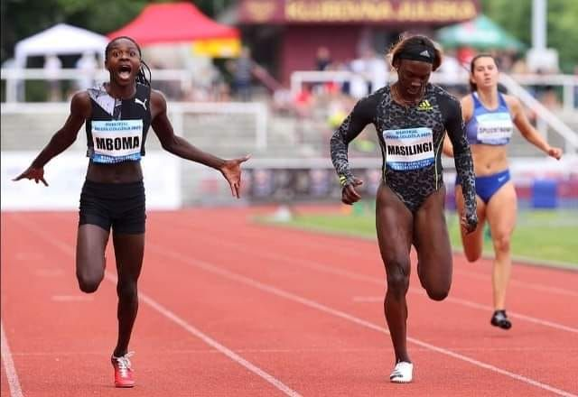 Women's Leadership Centre says that World Athletics decision to bar Mboma and Masilingi in 400m race is both sexist and racist