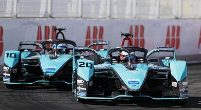 Jaguar South Africa confirms Cape Town will host Formula E in 2022