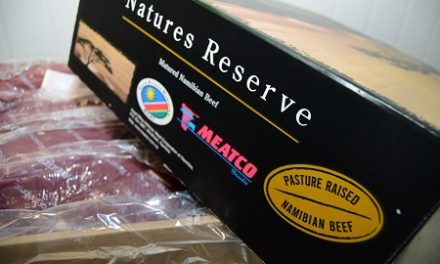 Meat processing and marketing entity scoops award for US exports