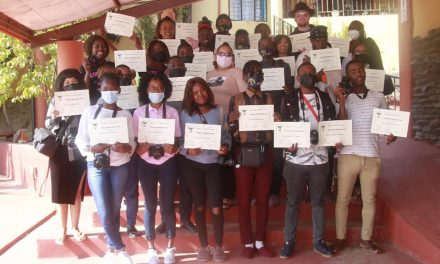 Empowerment through the lense – National Youth Council hosts photography and videography training