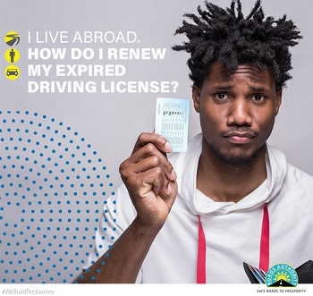 Citizens living abroad can now renew their driving licenses via email