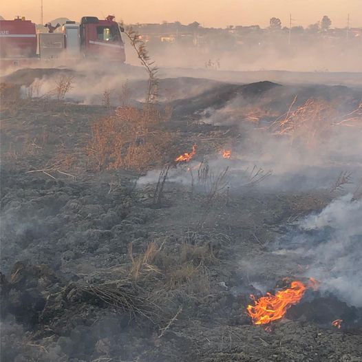 City of Windhoek says residents must be vigilant during fire season