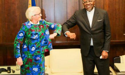 Ambassador of Finland bids farewell