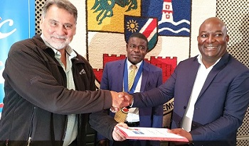 MTC, Swakop Municipality collaboration to support public sector through provision of innovative and digital solutions