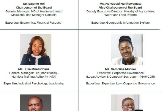 Statistics Agency new board members appointed for three-year tenure