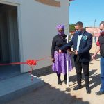 Donors transform classrooms into dormitories at JP Brand