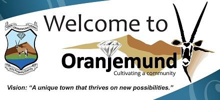 Oranjemund Mayoral Fund makes young athlete's dream come true