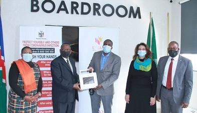 UNAM donates respirator machines to Health Ministry