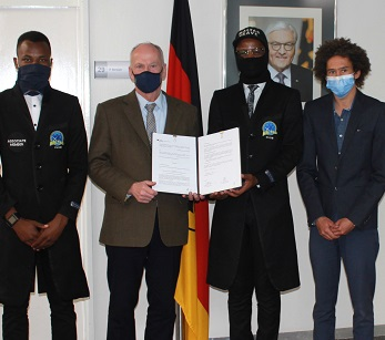 200 learners and unemployed youth to benefit from German-funded ICT training project