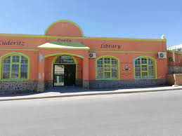 Lüderitz Public Library receives book donation and other supplies