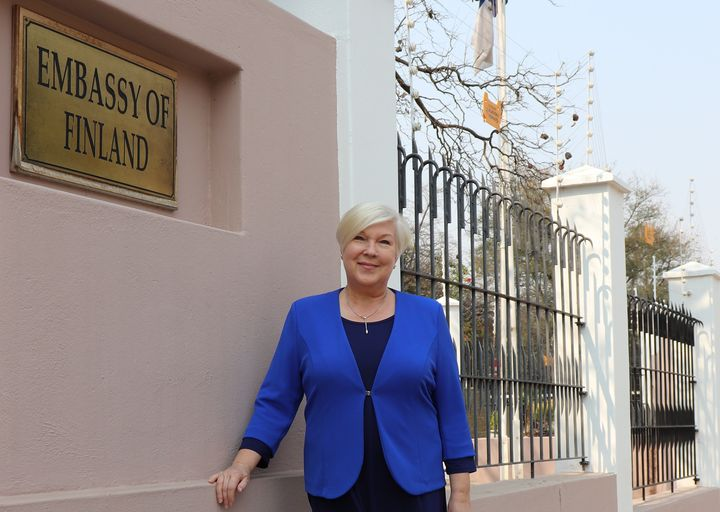 New Finnish Ambassador welcomed with open arms