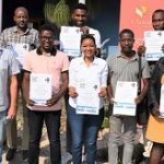 Participants in the north taught how to make films with cellphones through EU funded video training workshop