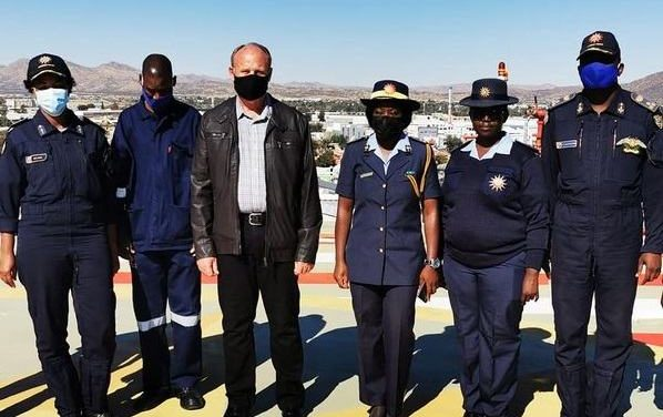 Ndeitunga appoints and promotes female pilots
