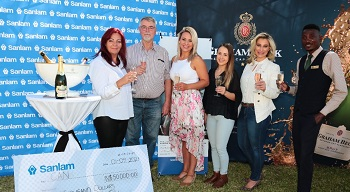 2021 Sanlam Masks and Roses Ladies Event launched