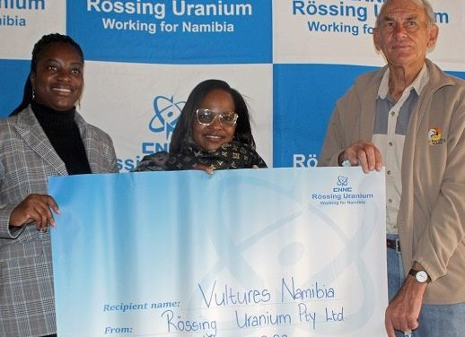 From mining uranium to helping find out what kills vultures