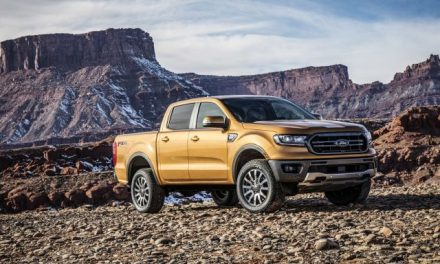 500,000 South African assembled Ford Rangers exported