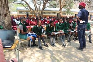 Career fair wraps up in Kavango West