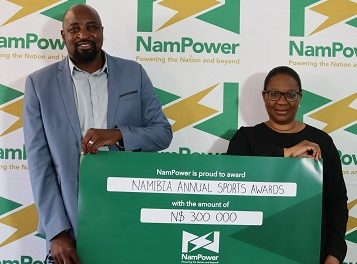 NamPower to sponsor disabled athletes categories at upcoming Sports Awards
