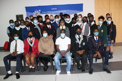 City of Windhoek Junior Council inaugurated