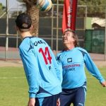 Cohen dominate at fistball tourney held over weekend