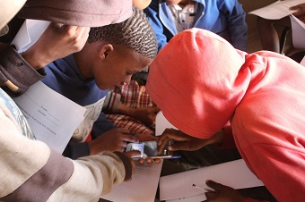Developed mobile app hopes to curb school dropouts