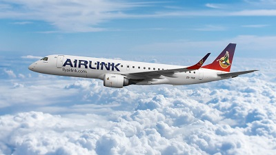 Independent regional airline, Airlink always on time