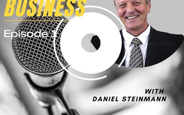 Let's Talk Business on Radio Energy