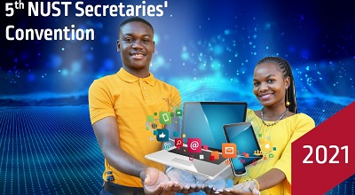 5th Annual National Secretaries Convention to be held virtually on Friday