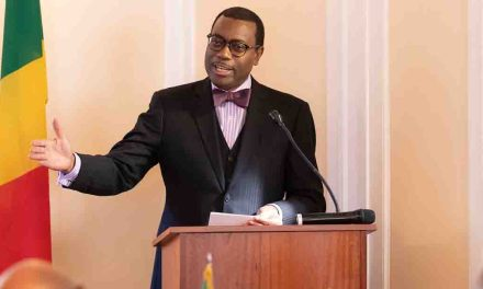 Let us change the narrative on Africa in the United States, says AfDB President