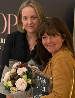 Ongava décor team wins House and Garden Awards
