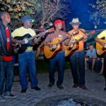 Quarter century for Etosha Safari Boys band wooing guests