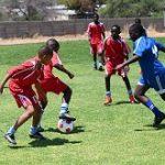 U.S. donates sports equipment to prevent HIV, sexual violence among boys