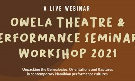 National Theatre to host webinar unpacking gaps and futures of contemporary performance practices
