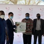 Engen donates six oxygen concentrators to Walvis Bay Corridor Group