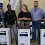 Reptile comes out big with ten oxygenators for Erongo medical outfits