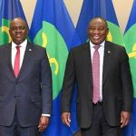 Geingob as incoming SADC security Chair travels to Pretoria to discuss situation in Mozambique